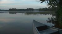 A Peaceful Morning Lake